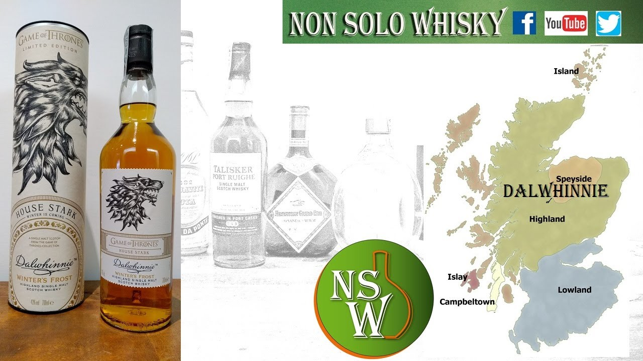 Dalwhinnie Game of Thrones 43%